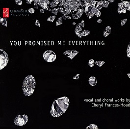 Cheryl Frances-Hoad: you Promised Me Everything