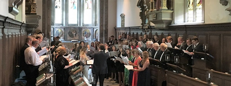 CCA Evensong September 2018
